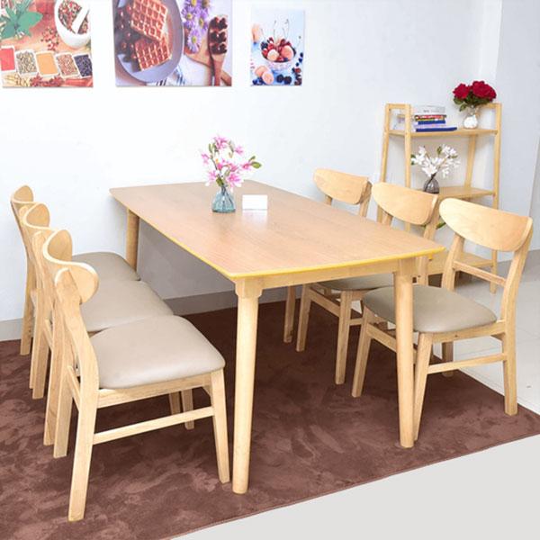 Lý do bạn nên sở hữu một bộ bàn ăn gỗ hiện đại cho không gian bếp-001