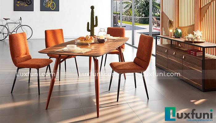 Lý giải nguyên nhân bàn ăn gia đình bằng gỗ CT601 được ưa chuộng-1