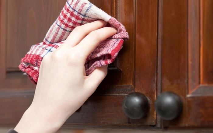 Những sai lầm khi bảo quản và vệ sinh đồ nội thất bằng gỗ-1