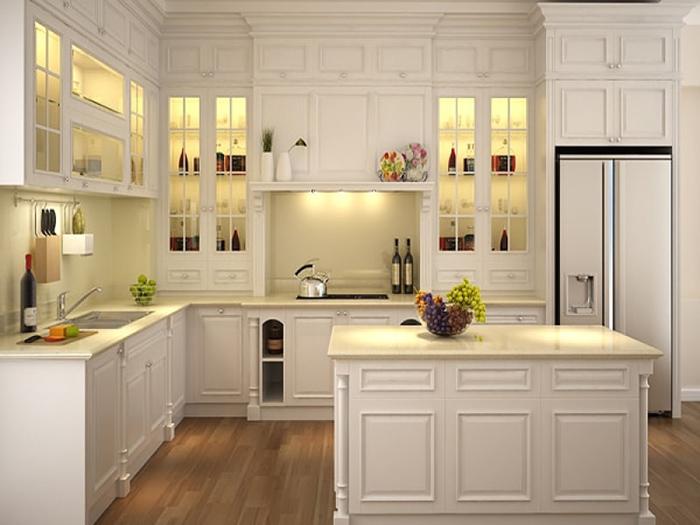 7 Ý tưởng thiết kế cho không gian bếp đẹp hiện đại-4