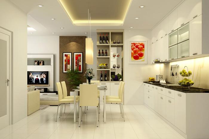 7 Ý tưởng thiết kế cho không gian bếp đẹp hiện đại-6