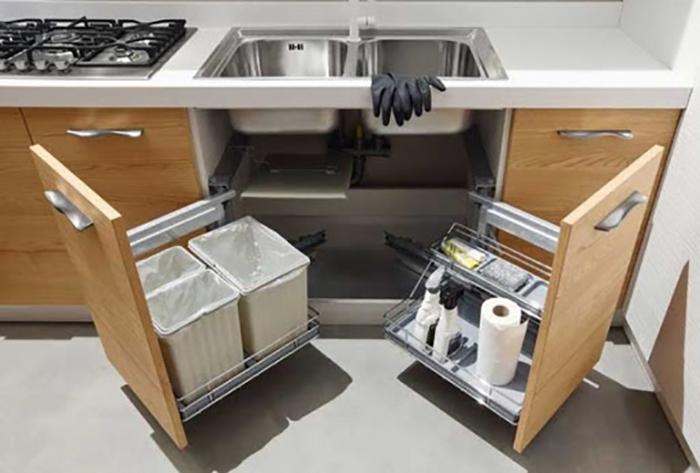 7 Ý tưởng thiết kế cho không gian bếp đẹp hiện đại-7