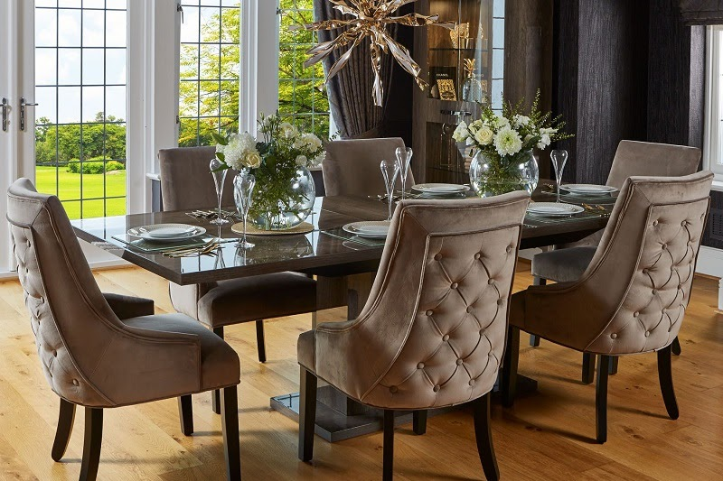 Ai cũng chuộng bộ bàn ăn xếp gọn thông minh 6 ghế-2