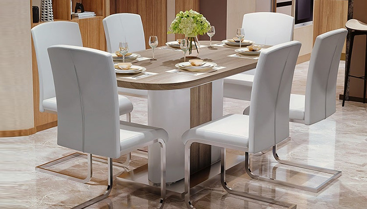 Bàn ghế ăn đẹp, hiện đại mẫu mới cập nhật-12