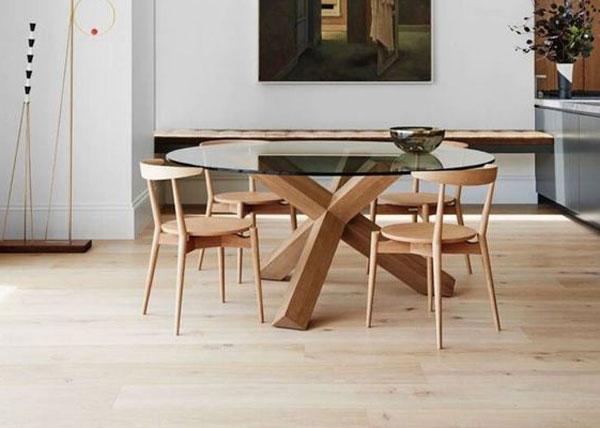 Các mẫu bàn ăn đẹp đa phong cách đa chất liệu [giá cực sốc]-28