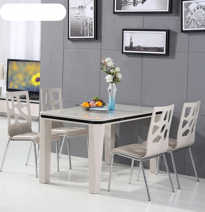 Các mẫu bàn ăn đẹp đa phong cách đa chất liệu [giá cực sốc]-31