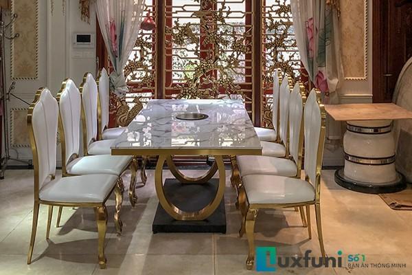 Các mẫu bàn ăn đẹp đa phong cách đa chất liệu [giá cực sốc]-36