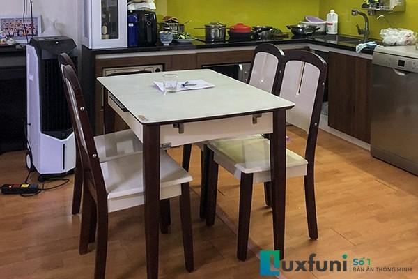 Các mẫu bàn ăn đẹp đa phong cách đa chất liệu [giá cực sốc]-44