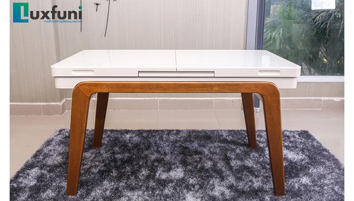 Đánh giá mẫu bàn ăn bếp từ thông minh T1358-1