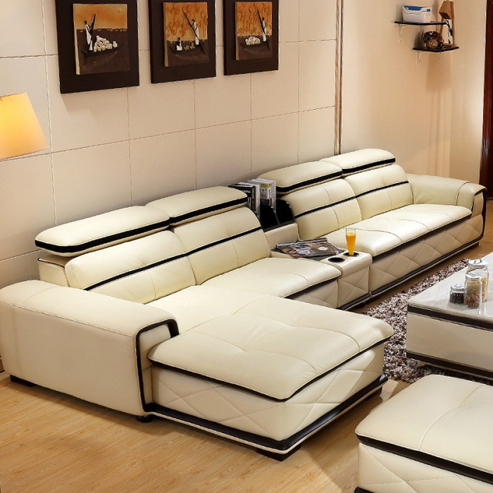 Ghế sofa da đẹp hiện đại nhập khẩu mẫu mới update-2