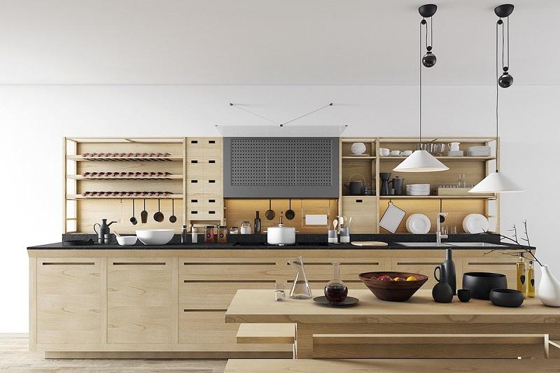 Nhất định phải có đủ 7 món nội thất phòng bếp quan trọng dưới đây-6