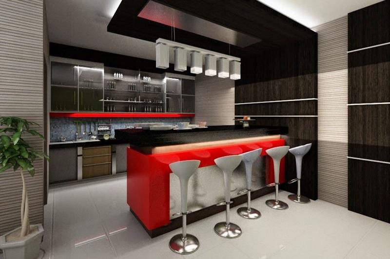 Nhất định phải có đủ 7 món nội thất phòng bếp quan trọng dưới đây-7