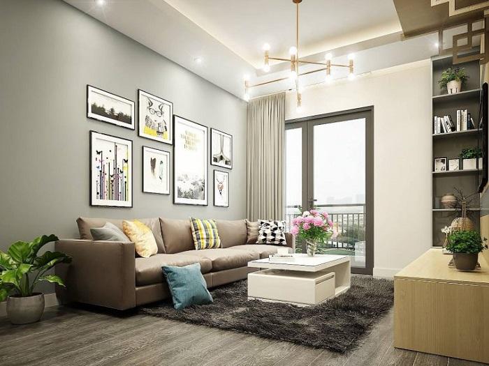 Những mẫu thiết kế nội thất phòng khách chung cư đẹp hoàn hảo-10