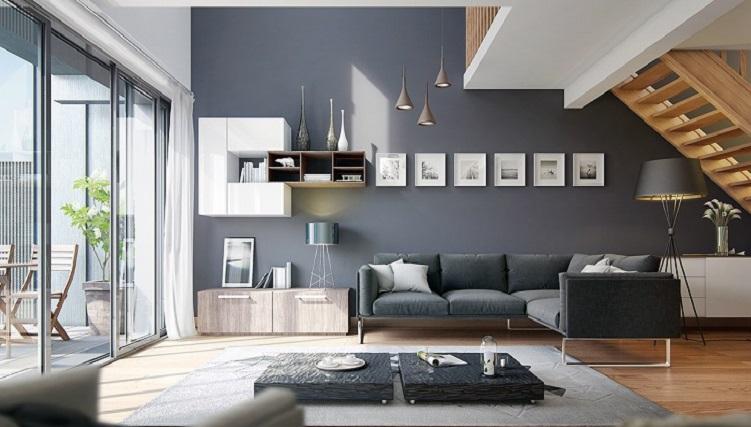 Những mẫu thiết kế nội thất phòng khách chung cư đẹp hoàn hảo-12