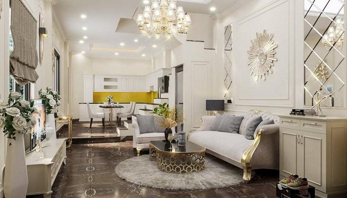 Những mẫu thiết kế nội thất phòng khách chung cư đẹp hoàn hảo-15