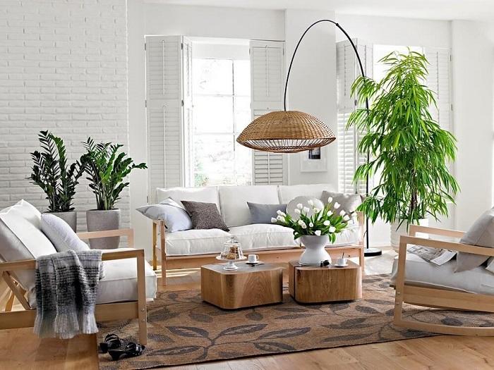 Những mẫu thiết kế nội thất phòng khách chung cư đẹp hoàn hảo-5