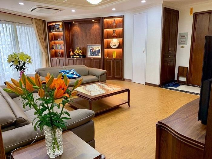 Những mẫu thiết kế nội thất phòng khách chung cư đẹp hoàn hảo-9