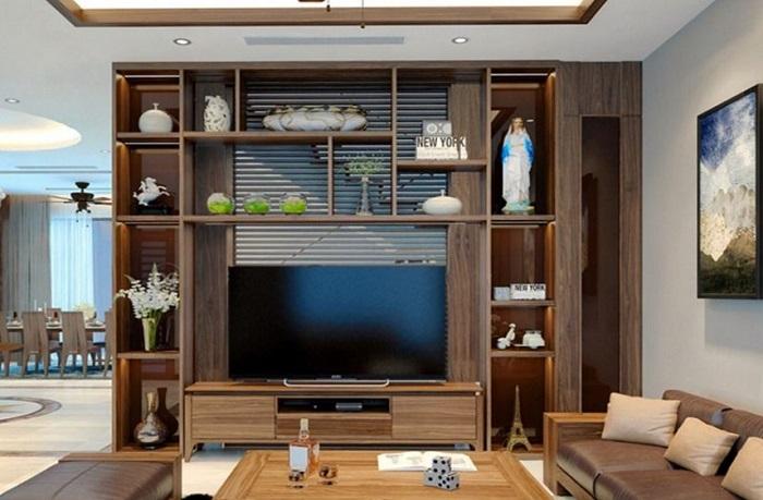 Những ý tưởng thông minh khi hoàn thiện nội thất phòng khách chung cư nhỏ-4
