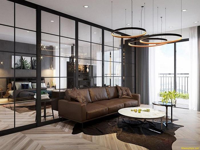 Những ý tưởng thông minh khi hoàn thiện nội thất phòng khách chung cư nhỏ-8