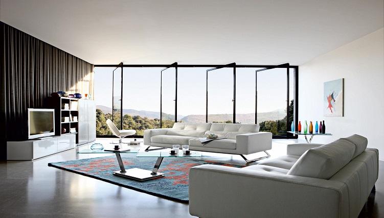 Những ý tưởng thông minh khi hoàn thiện nội thất phòng khách chung cư nhỏ-9