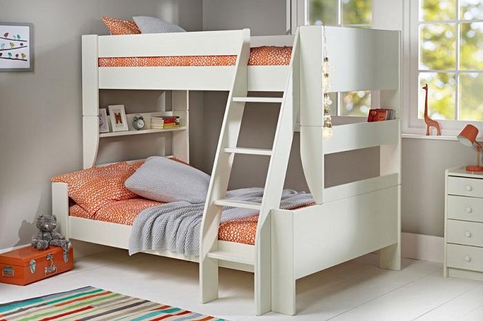 Tổng hợp những mẫu giường tầng cho bé hot-10