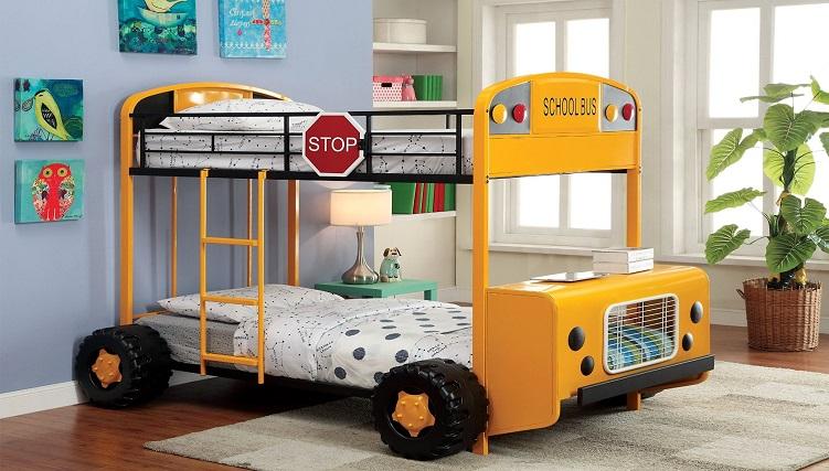 Tổng hợp những mẫu giường tầng cho bé hot-12