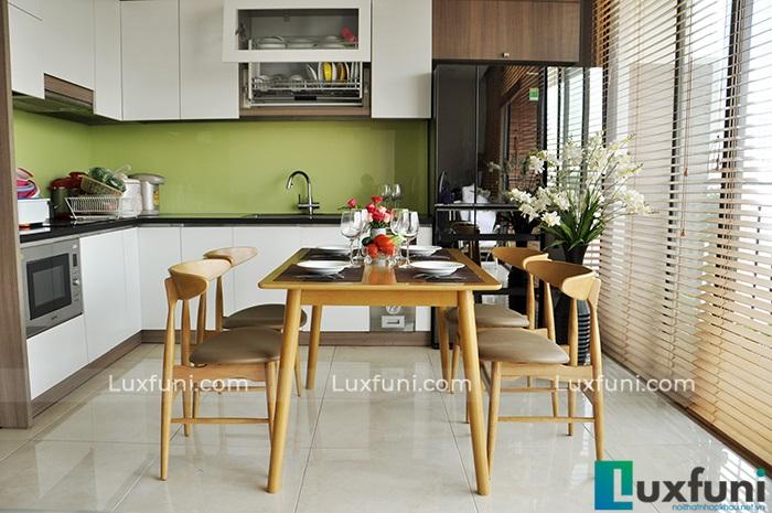 Top 15+ mẫu bàn ghế gỗ cao su - Hàng nhập khẩu chính hãng-2