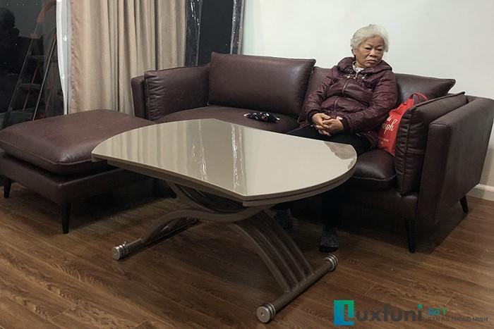 Bàn ăn thông minh B2420-Chị Lan-Tòa G2, Sunshine Garden, Dương Văn Bé