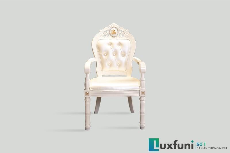 Ghế ăn tân cổ điển Mincua thanh lý-2