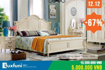 Giường Bắc Mỹ 8605A thanh lý