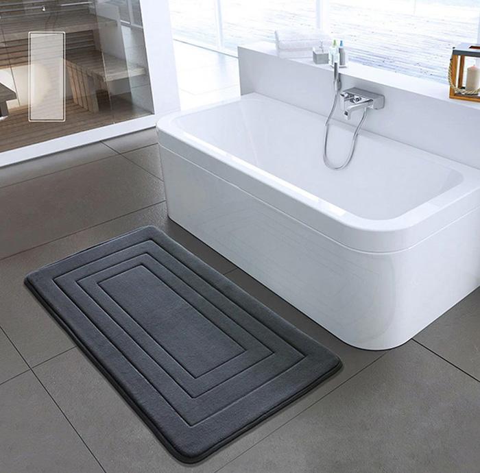 Thảm trải sàn cho nhà vệ sinh