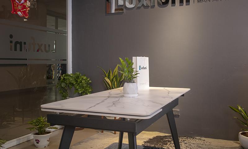 Mặt bàn gốm Ceramic chống xước hoàn hảo