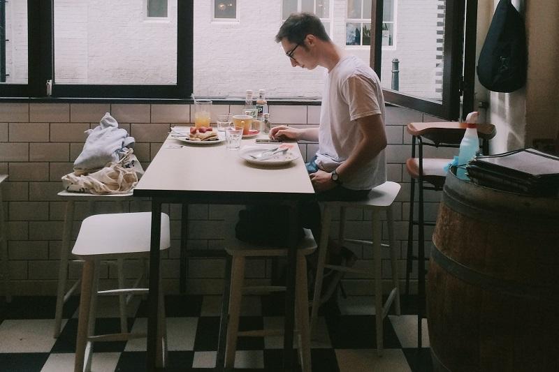 ý tưởng bố trí bàn ăn