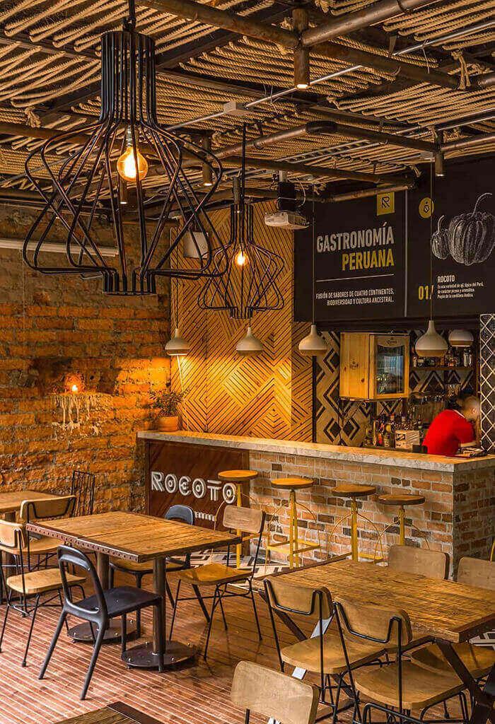 Đèn trang trí quán cafe siêu xinh