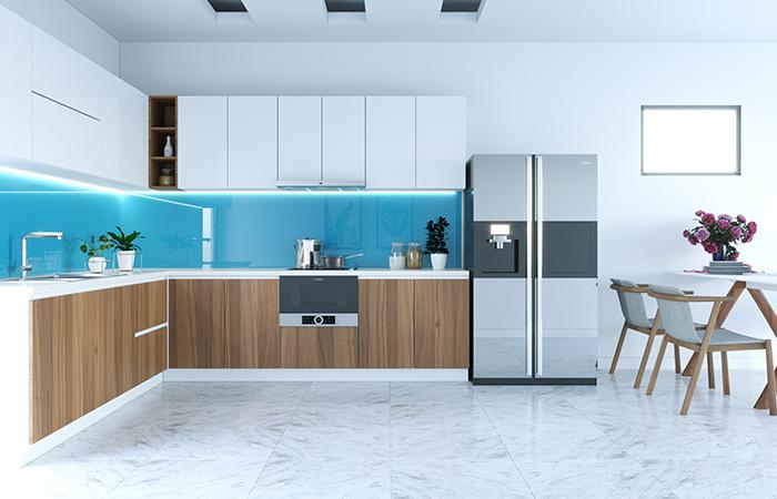 Học cách trang trí nội thất phòng bếp