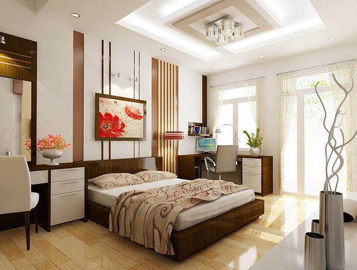 Lý do thiết kế nội thất phòng ngủ theo phong thủy