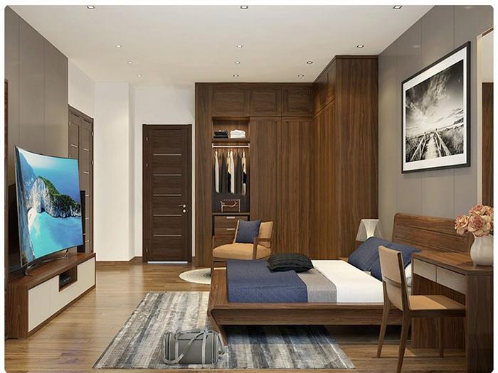 Cách trang trí nội thất phòng ngủ theo phong thủy