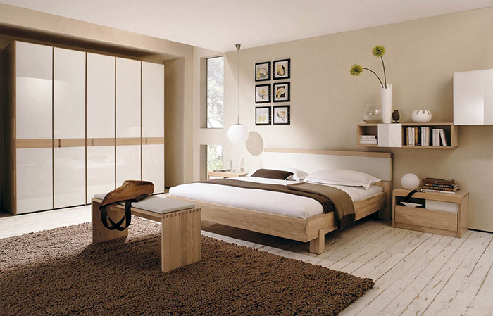 Điều cần tránh khi thiết kế phòng ngủ theo phong thủy