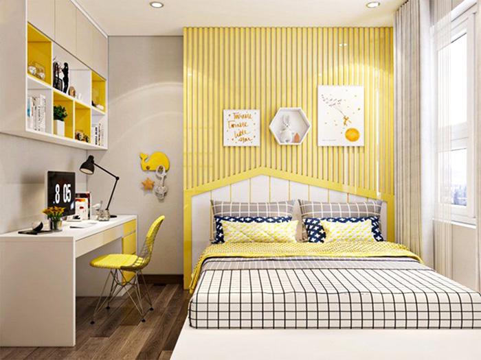 Ý tưởng thiết kế phòng ngủ con gái cá tính