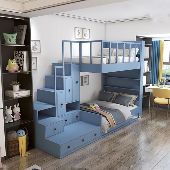Ý tưởng thiết kế phòng ngủ cho con với nội thất thông minh