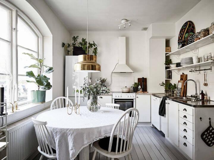 10 cách để thiết kế phòng bếp theo phong cách Scandinavian