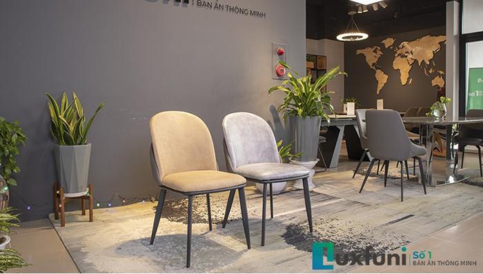 Top10 mẫu ghế ăn bọc nệm bền đẹp giá tốt