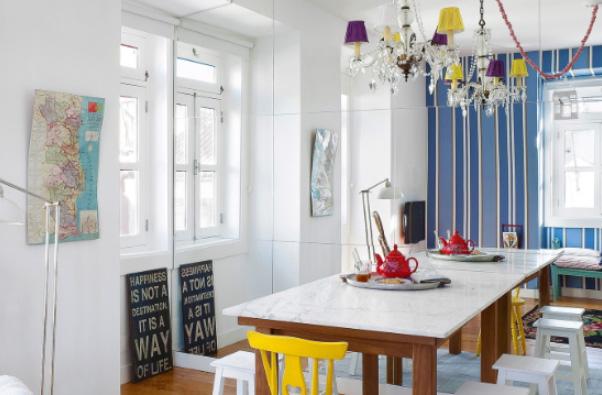 10 mẹo lựa chọn nội thất cho phòng ăn nhỏ