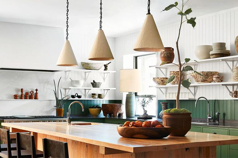 Gợi ý 10 màu sơn tường sang trọng dành cho nhà bếp
