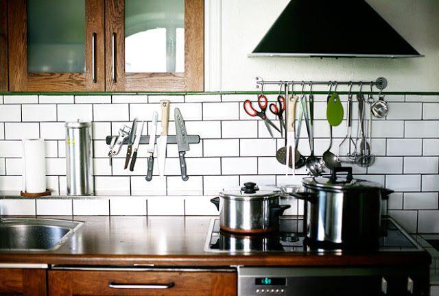 6 cách tận dụng tối đa không gian nhà bếp
